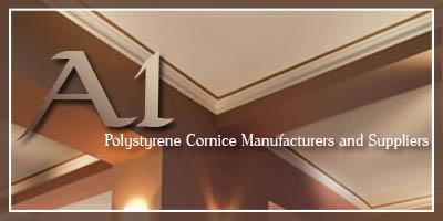 A1 Polystyrene Cornice