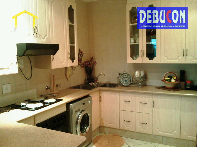 Nelspruit kitchen contractors 1 list of professional for Kitchen designs pretoria
