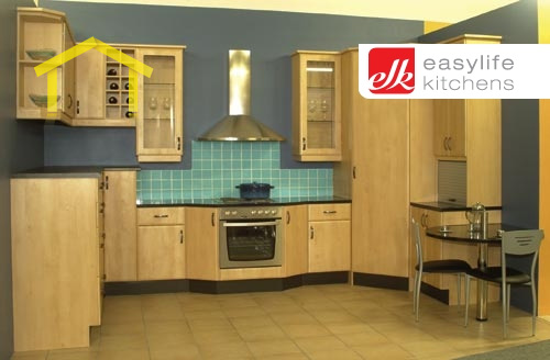 Nelspruit kitchen contractors 1 list of professional for Easy life kitchen designs